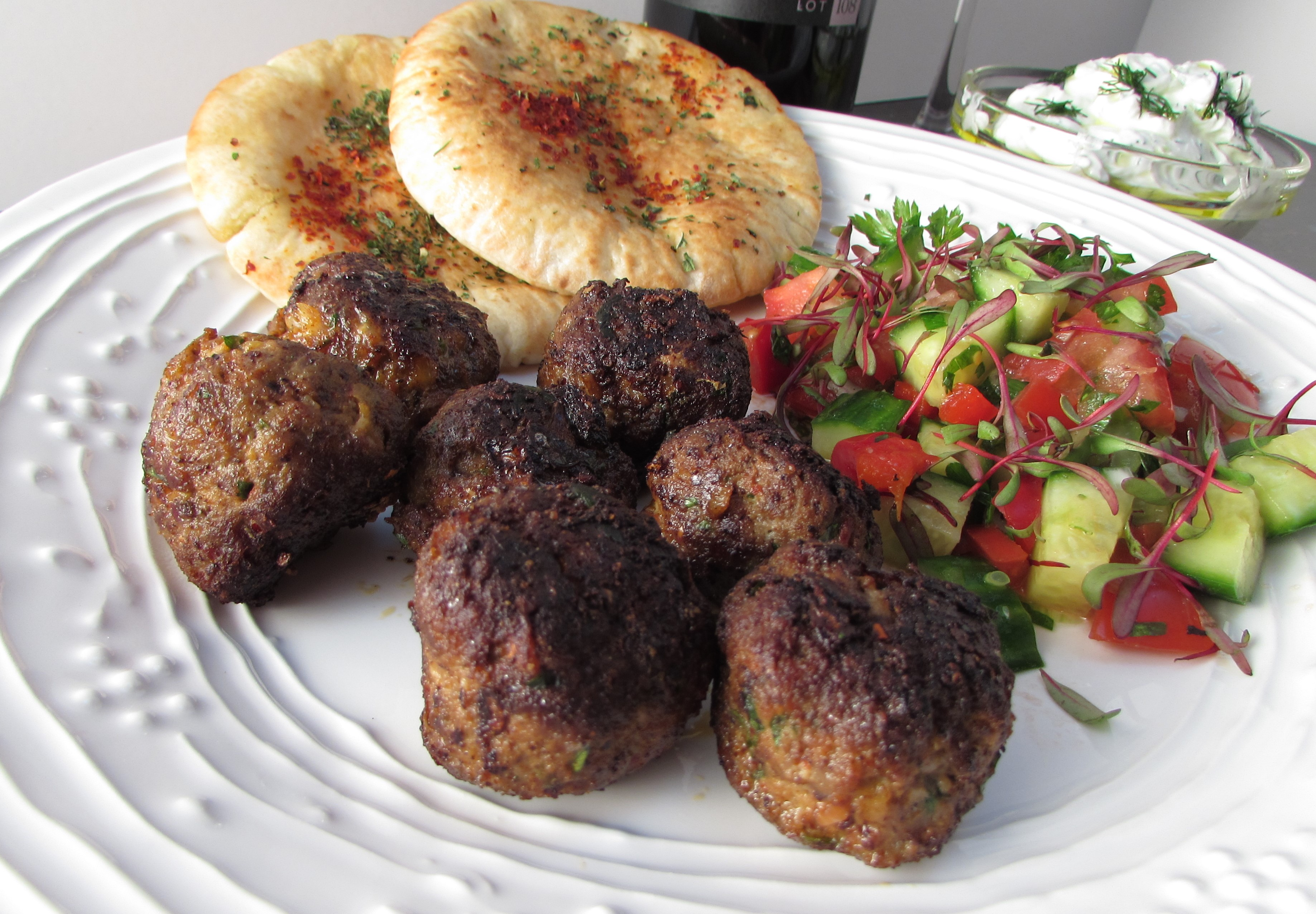 Turkish Kofte Recipe — Dishmaps