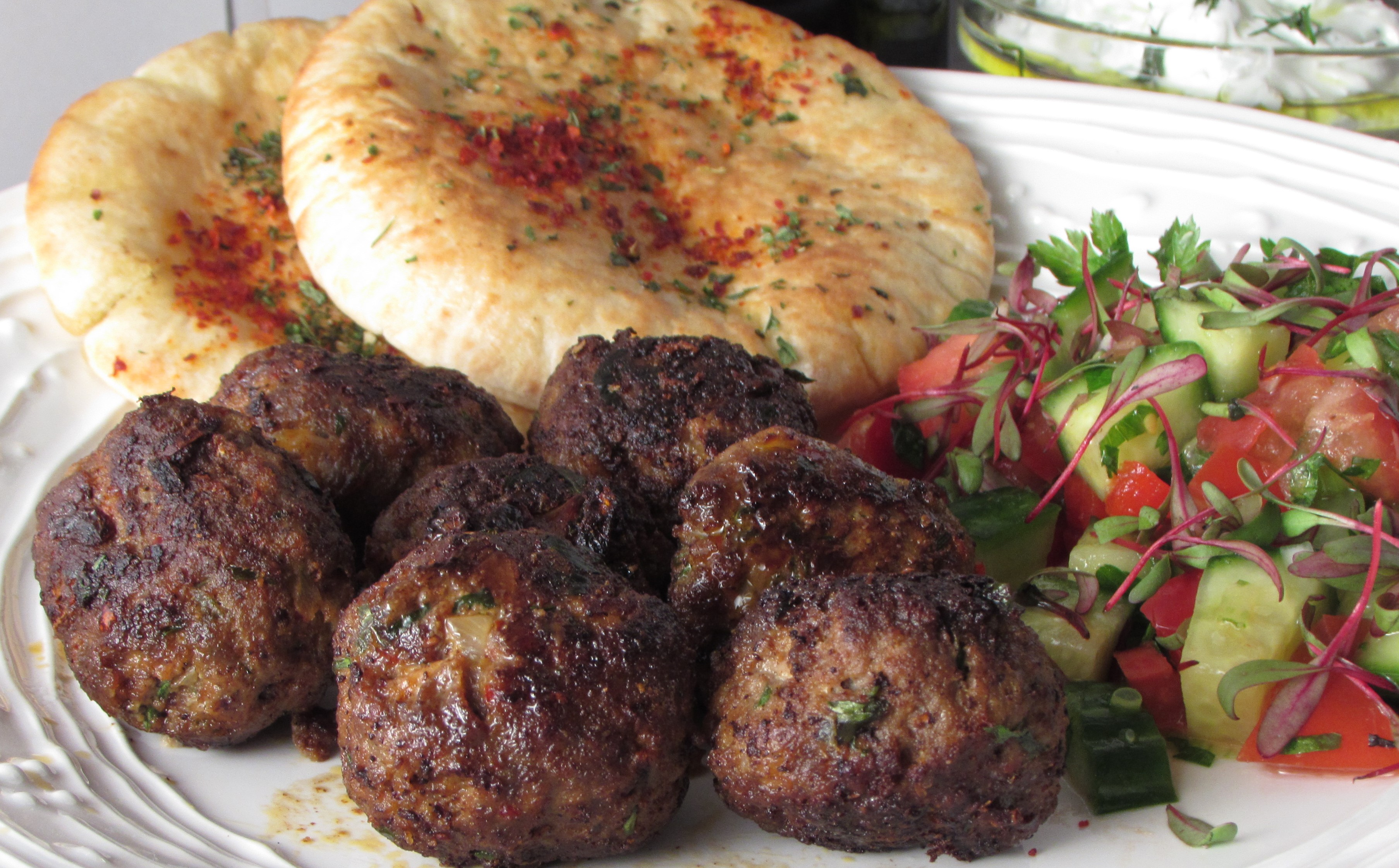 Posted in Beef , Meatballs by Priyu